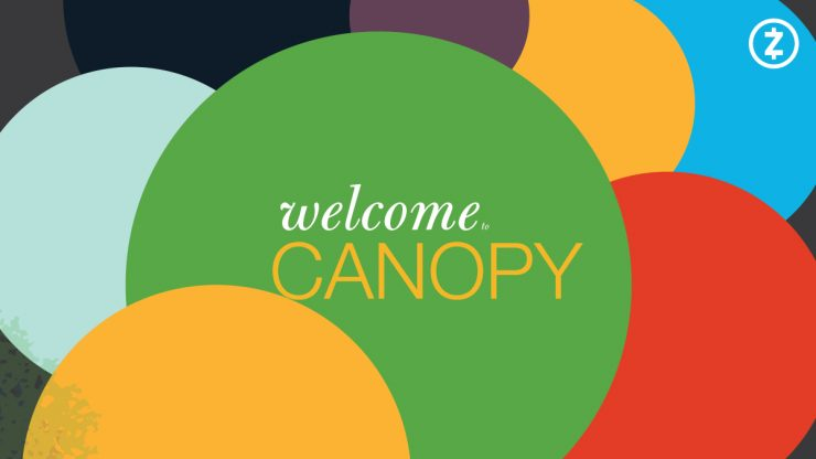canopy zcash update